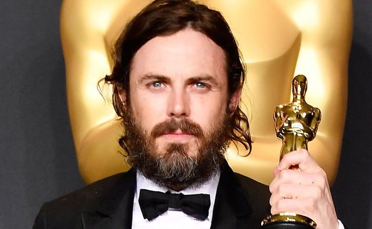 Casey Affleck, ganador del Oscar a Mejor Actor por 'Manchester frente al mar'