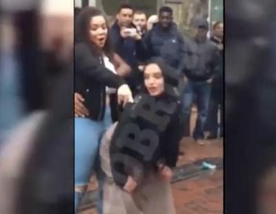 Amenazan de muerte a una joven musulmana por bailar twerking con un velo islámico