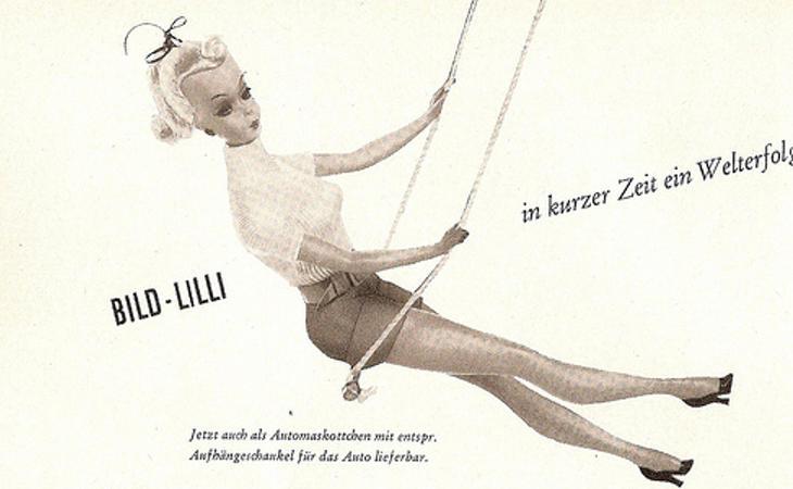 Bild Lilli, la muñeca que dió vida a Barbie