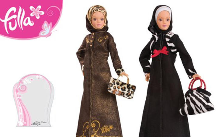 Fulla, la Barbie de Oriente Medio