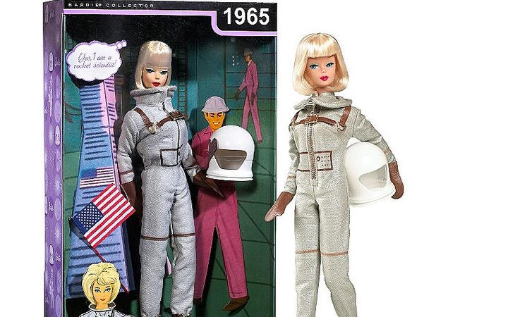 Barbie Astronauta 165