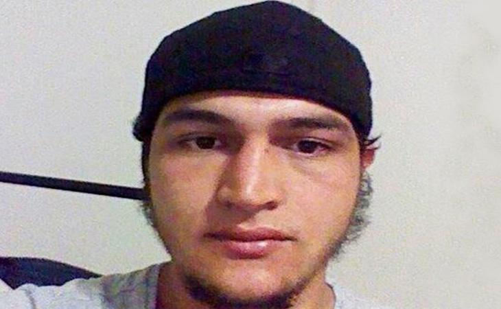 Anis Amri hirió de gravedad en julio a cuatro pasajeros de un tren en un ataque prepetrado con un hacha y un cuchillo