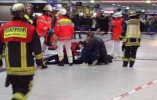 Un hombre hiere con un hacha a siete personas en Alemania