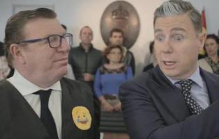 Los Morancos versionan 'Despacito' parodiando la sentencia de Iñaki Urdangarín