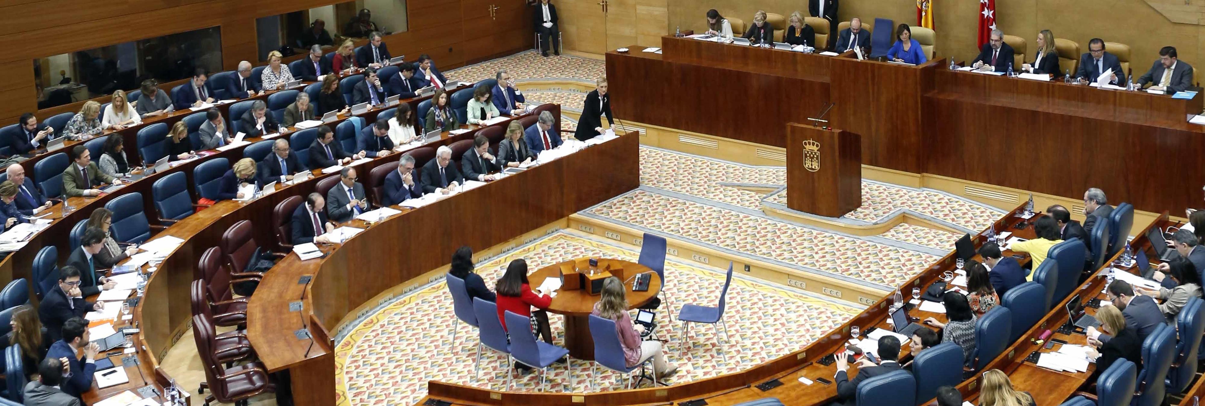 La Asamblea de Madrid aprueba la retirada de la condición de entidad de utilidad pública a Hazte Oír