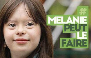 Una joven con síndrome de Down será la presentadora del tiempo en la televisión francesa gracias a likes de Facebook