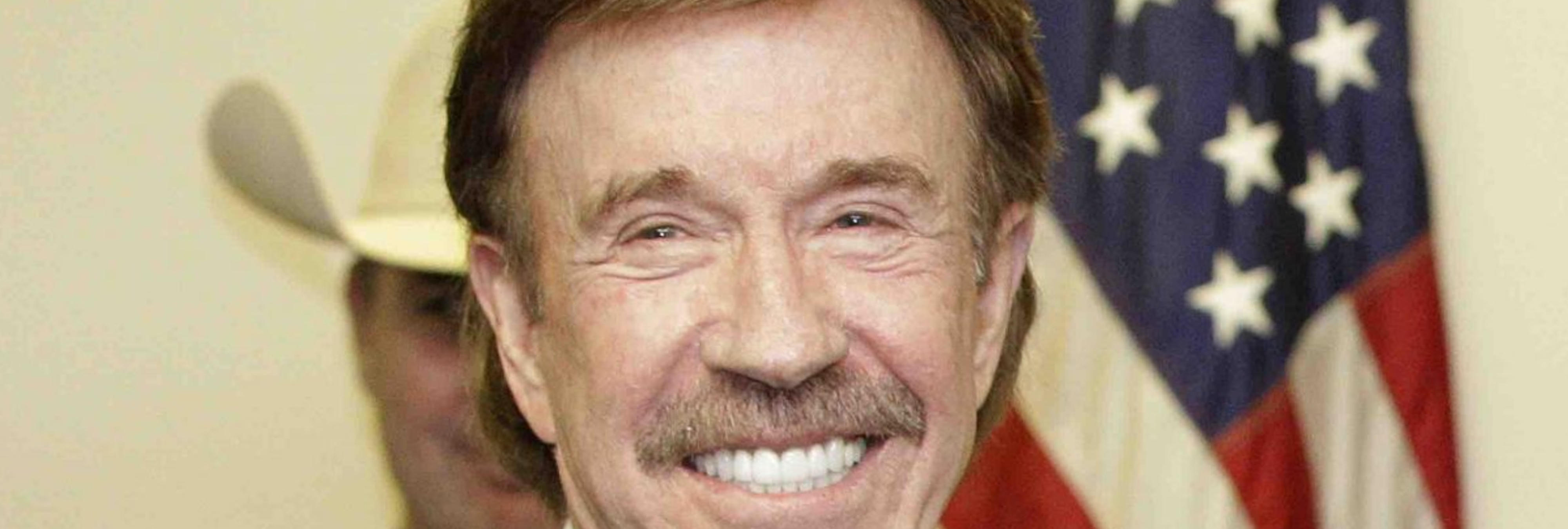 8 curiosidades de Chuck Norris por su 77 cumpleaños