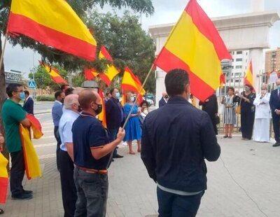 """El alcalde de Málaga (PP) participa en un acto con franquistas en un homenaje a las """"víctimas del bando nacional"""""""