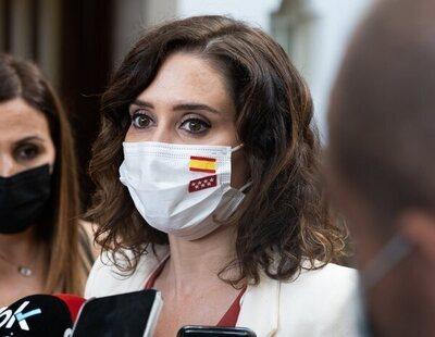 Ayuso anuncia el fin de las restricciones de aforo en interiores y exteriores en Madrid a partir del lunes