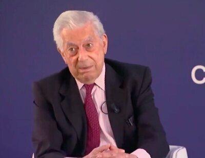 """Vargas Llosa: """"Lo importante de unas elecciones no es que haya libertad, sino votar bien"""""""