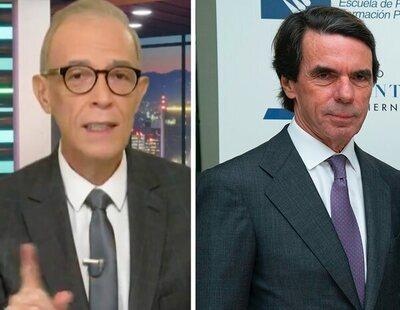 Un periodista mexicano destroza a Aznar en tan solo tres minutos