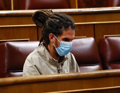 Alberto Rodríguez (Podemos), condenado a un mes y medio de cárcel por agredir a un policía