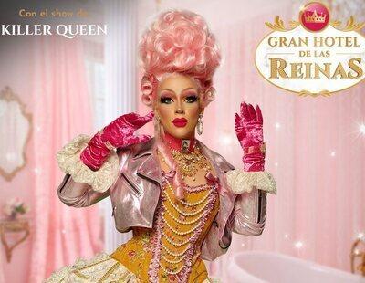 """Killer Queen: """"El 'Gran Hotel de las Reinas' es el sueño más grande que una artista drag puede tener"""""""
