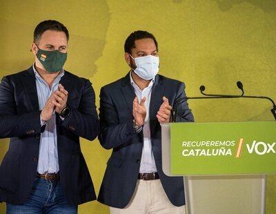 """VOX vota en contra de """"reconocer que el castellano sea la lengua propia de los catalanes"""""""
