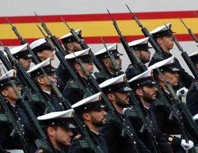 ERC propone suprimir el desfile militar del 12 de octubre y destinar el dinero a políticas sociales