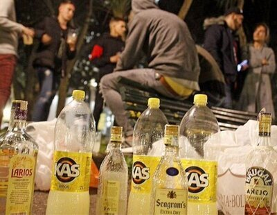 El 78% de los detenidos en el botellón del Parque del Oeste son españoles
