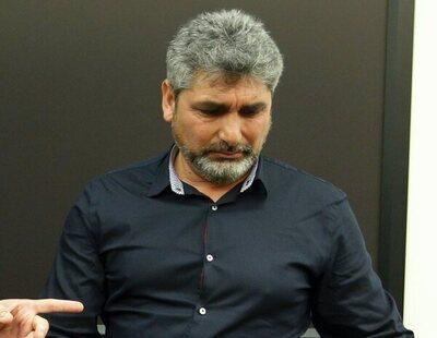 Juan José Cortés, padre de la pequeña Mari Luz, detenido por agredir a una mujer