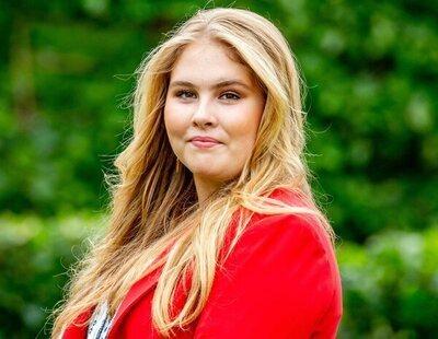La heredera al trono de Países Bajos podrá reinar si se casara con una mujer