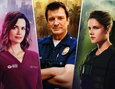 TNT y el éxito de sus series: nuevas temporadas de 'The Rookie', 'FBI' y 'Chicago Med', también en TNT Now