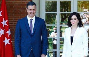 """¿""""Roba"""" Pedro Sánchez a Madrid en los Presupuestos? Los datos que desmienten a Ayuso"""