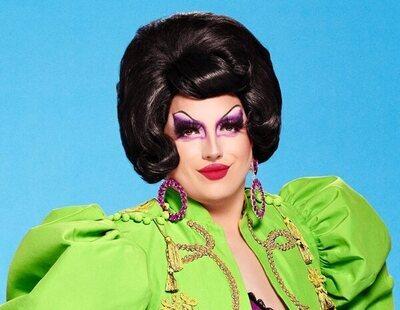 """Choriza May ('Drag Race UK'): """"El drag es política sin olvidar que es para entretener"""""""