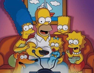 Una empresa paga 5.000 euros por ver los capítulos de 'Los Simpson' para detectar predicciones