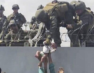 ¿Qué fue de la bebé rescatada en el aeropuerto de Kabul cuyas imágenes conmocionaron a todo el mundo?