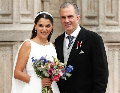 Quién es Paulina Sánchez, la mujer con la que se ha casado Javier Ortega Smith (VOX)