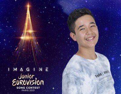 Así suena 'Reír', canción con la que Levi Díaz representará a España en Eurovisión Junior 2021