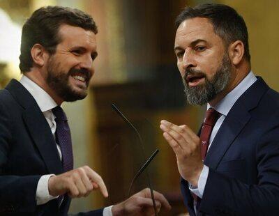 VOX advierte a Casado que exigirá entrar a gobernar con el PP