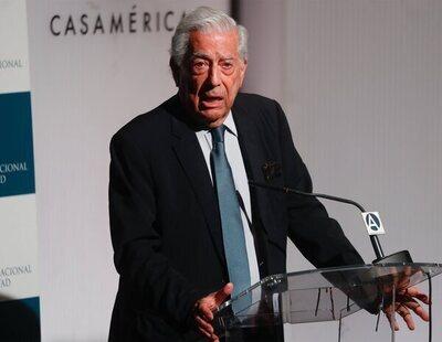 """Vargas Llosa defiende que """"votar bien"""" es elegir entre """"partidos de centro y derecha"""""""
