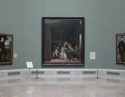 Víctimas del aceite de colza se encierran en el Museo del Prado y amenazan con suicidarse