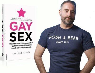 El alegato del autor de 'Gay Sex', uno de los libros LGTBI retirados en Castellón, contra la censura