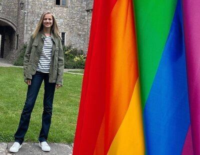 El colegio de la princesa Leonor en Gales celebra su semana queer