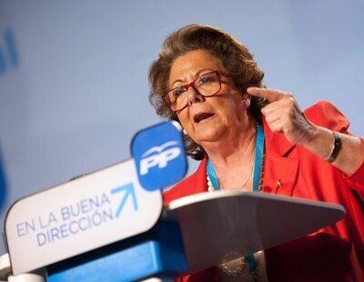 El juez procesa a todo el equipo municipal de Rita Barberá por blanqueo de capitales