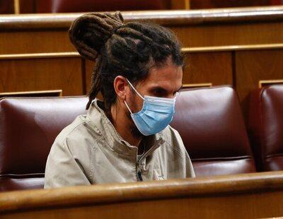 El hilo del magistrado Joaquim Bosch donde explica por qué Batet debería haber mantenido el escaño a Alberto Rodríguez
