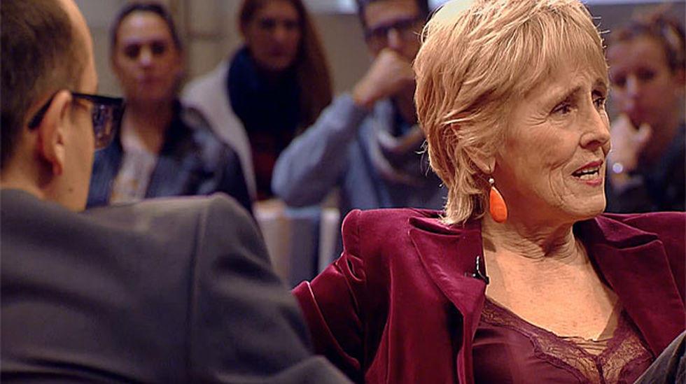 Mercedes Milá, licenciada en mala educación