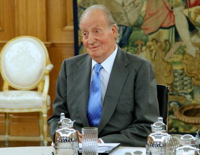 El rey Juan Carlos ha ganado 400.000 euros por acudir a 44 actos