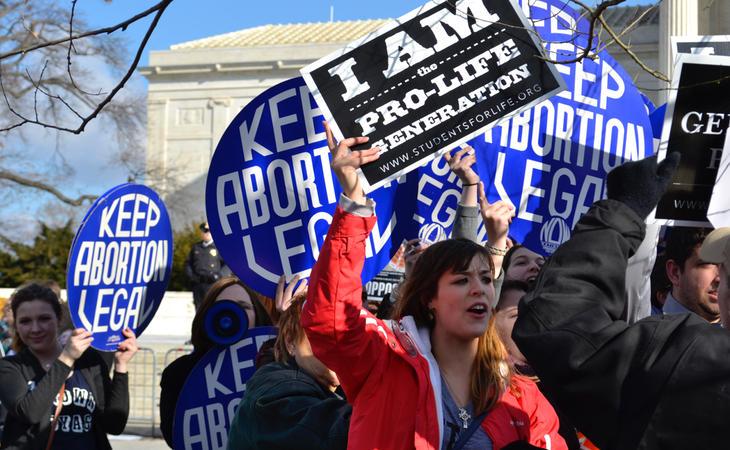 Texas, dividido en el aborto