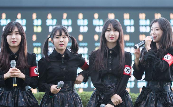 La banda Pritz sembró la polémica al aparecer en un concierto con una vestimenta inspirada en el uniforme nazi
