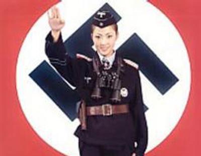 Vestirse como un auténtico nazi: la alucinante moda que está arrasando en Asia