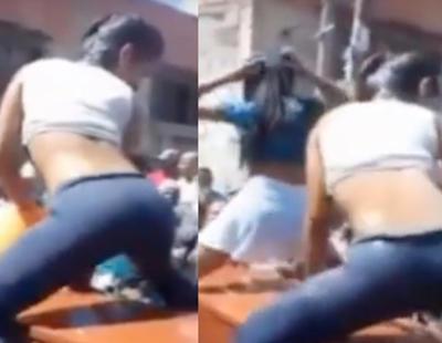 Despiden a un fallecido bailando reggaeton encima de su ataúd