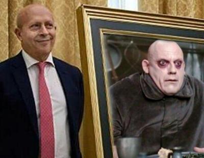 Wert presenta su retrato y Twitter se mofa con cientos de memes