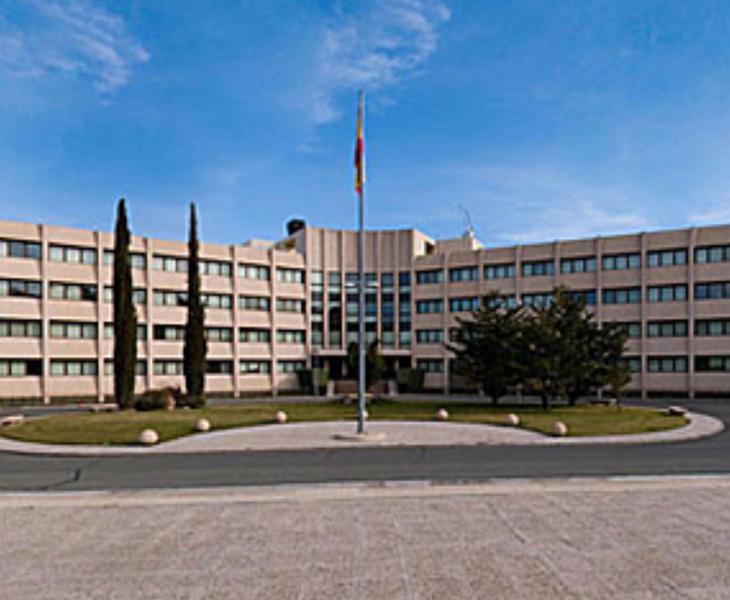 Sede del CNI en Madrid