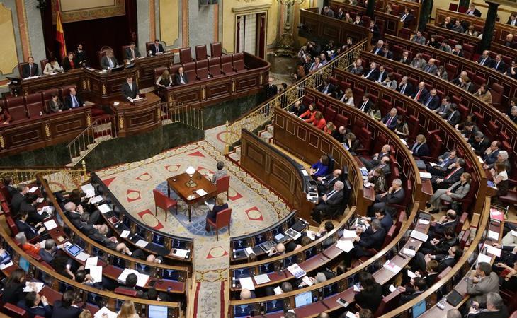 El Congreso de los Diputados instó al Gobierno a aprobar una ley que reconozca los derechos de las personas LGTBI con la abstención del PP