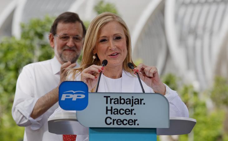 La líder del PP madrileño, Cristina Cifuentes, sí ha criticado públicamente el autobús transfóbico de Hazte Oír