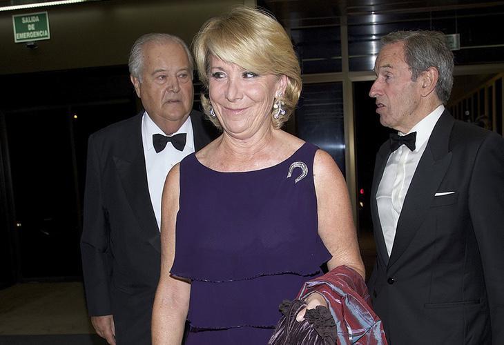 Granados ha apuntado a la expresidenta regional, Esperanza Aguirre