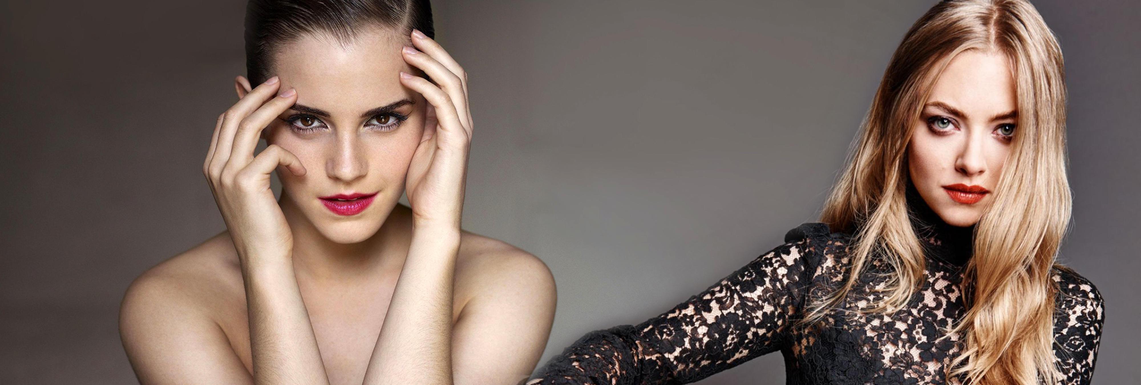 Roban fotografías privadas de Emma Watson y Amanda Seyfried y las cuelgan en internet