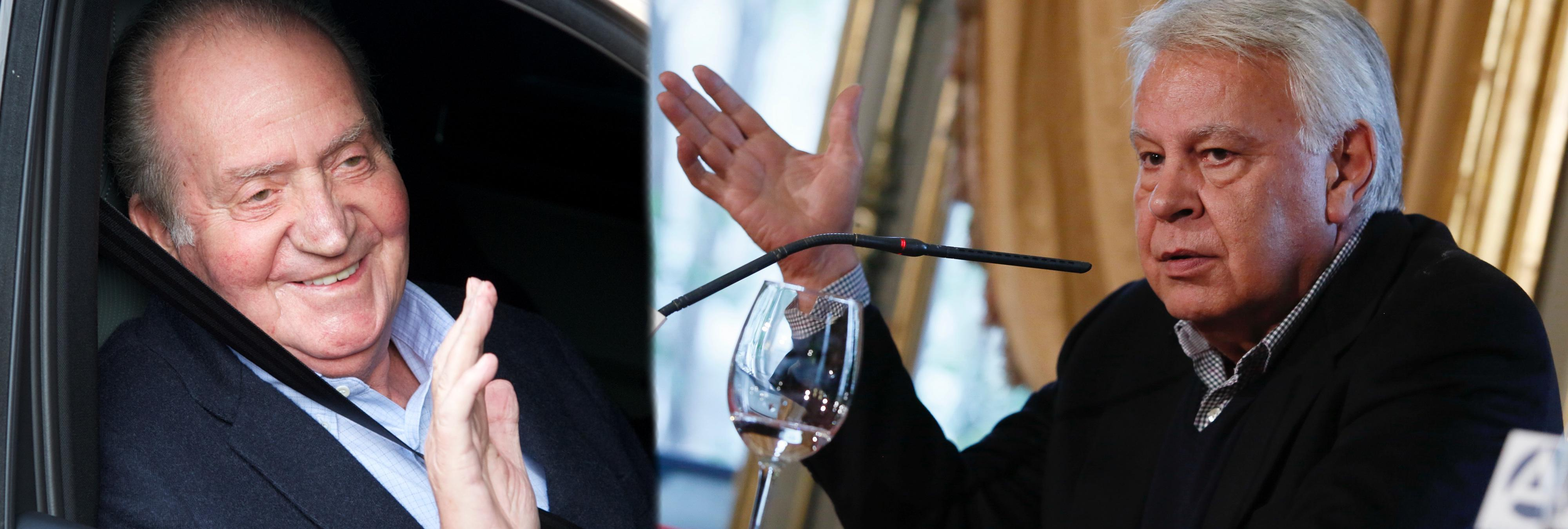Moncloa chantajeó al Rey con la grabación del CNI para que eludiese la corrupción en el discurso de Navidad