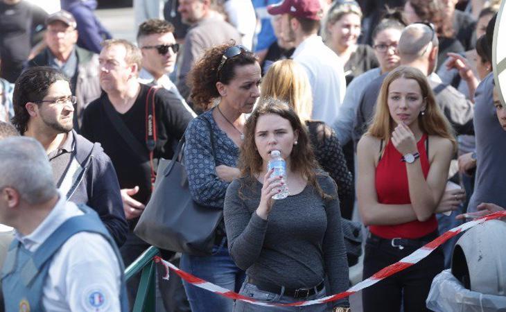La población en Grasse aún no comprende lo sucedido